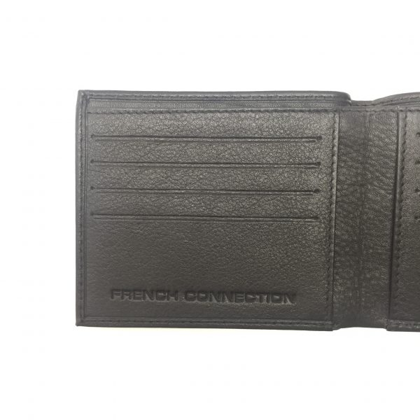 FRENCH CONNECTION WALLET BLACK